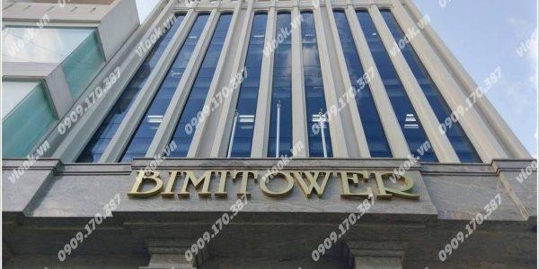 Cao ốc văn phòng cho thuê tòa nhà BIMI Tower 1, Sông Thao, Quận Tân Bình, TPHCM - vlook.vn