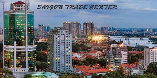 VLOOK.VN - Cao ốc cho thuê văn phòng quận 1 - Saigon Trade Center Tôn Đức Thắng