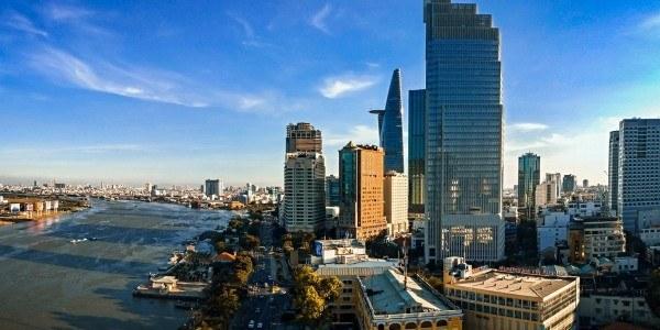 VLOOK.VN - Cho thuê văn phòng quận 1 - Vietcombank Tower