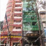 Cao ốc cho thuê văn phòng Hà Phan Building Trần Hưng Đạo Quận 5 - vlook.vn