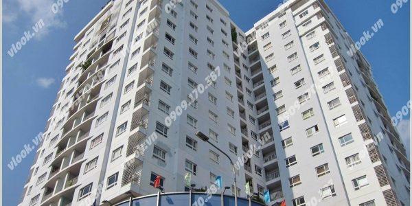 Cao ốc văn phòng cho thuê PN-Techcons Hoa Sứ Phường 7 Quận Phú Nhuận TP.HCM - vlook.vn