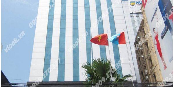 Cao ốc văn phòng cho thuê 194 Golden Building Điện Biên Phủ Phường 25 Quận Bình Thạnh TP.HCM - vlook.vn