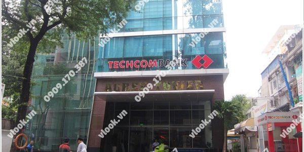 Cao ốc văn phòng cho thuê Agrex Building (Agrex Tower) Võ Văn Tần, Quận 3 - vlook.vn 01
