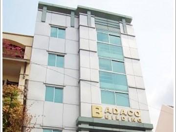 Cao ốc cho thuê văn phòng Badaco Building, Đặng Tất, Quận 1 - vlook.vn