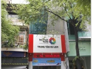 Cao ốc cho thuê văn phòng Bến Thành Tourist 3 Building, Quận 1 - vlook.vn
