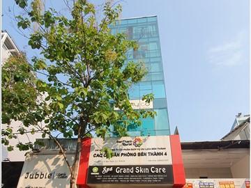 Cao ốc cho thuê văn phòng Bến Thành Tourist Nguyễn Trãi Building, Quận 1 - vlook.vn