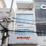 Cao ốc cho thuê văn phòng Bitracorp Building, Nguyễn Văn Thủ, Quận 1 - vlook.vn