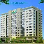 VLOOK.VN - Văn phòng giá rẻ quận Bình Thạnh - SAMLAND RIVER VIEW