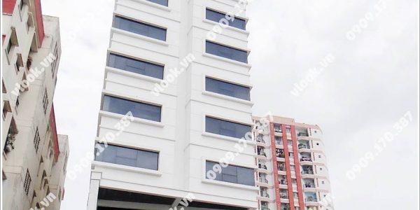 Cao ốc văn phòng cho thuê Charm Suite Saigon Building Ung Văn Khiêm, Phường 25, Quận Bình Thạnh, TP.HCM - vlook.vn