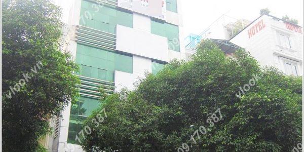 Cao ốc cho thuê văn phòng DMC 3 Building, Miếu Nổi, Quận Bình Thạnh, TPHCM - vlook.vn