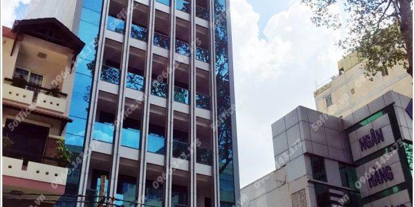 Cao ốc văn phòng cho thuê Đô Thành Mekong Building Cao Thắng Quận 3 - vlook.vn