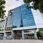 Cao ốc văn phòng cho thuê tòa nhà EBM Building, đường Ung Văn Khiêm, quận Bình Thạnh, TP.HCM - vlook.vn