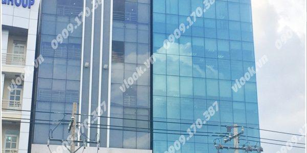 Cao ốc văn phòng cho thuê EBM Building Ung Văn Khiêm Phường 25 Quận Bình Thạnh TP.HCM - vlook.vn