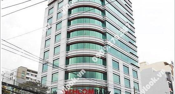Cao ốc văn phòng cho thuê Golden Tower, 6 Nguyễn Thị Minh Khai, Quận 1, TP.HCM - vlook.vn