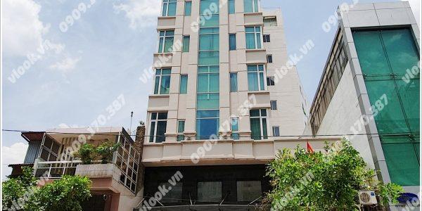 Cao ốc cho thuê văn phòng Hà Vinh Building, Nguyễn Văn Giai, Quận 1, TPHCM - vlook.vn