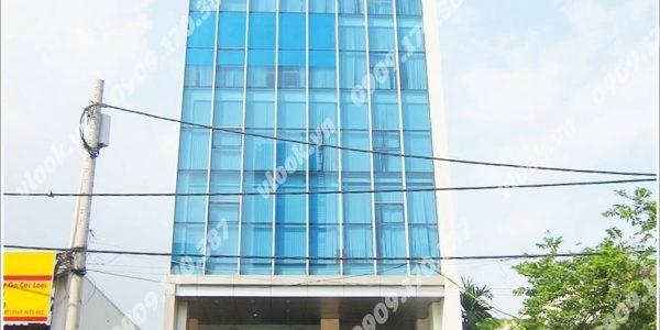 Cao ốc cho thuê văn phòng Hata Building, Ung Văn Khiêm, Quận Bình Thạnh, TPHCM - vlook.vn