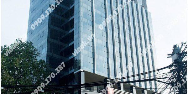 Cao ốc cho thuê văn phòng HMC Tower Đinh Tiên Hoàng Quận 1 TPHCM - vlook.vn