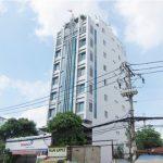 Cao ốc cho thuê văn phòng Hoàng Minh Building Nguyễn Xí Quận Bình Thạnh TP.HCM - vlook.vn