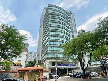 Cao ốc cho thuê văn phòng Minh Long Tower, Bà Huyện Thanh Quan, Quận 3, TPHCM - vlook.vn