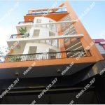 Cao ốc cho thuê văn phòng Nghĩa Tín Building Lê Văn Sỹ Quận 3 - vlook.vn