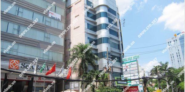 Cao ốc Ngọc Đông Dương Building, Cách Mạng Tháng Tám, Quận 3, TP.HCM - vlook.vn