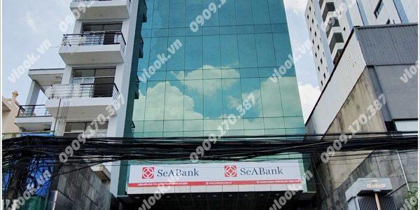 Mặt trước cao ốc cho thuê văn phòng NICE Building, Điện Biên Phủ Quận Bình Thạnh, TPHCM - vlook.vn