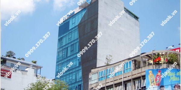 Văn phòng cho thuê OSC Building Võ Văn Tần, Quận 3