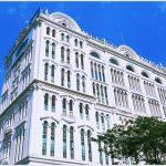 Cao ốc cho thuê văn phòng Paragon Building, Nguyễn Lương Bằng, Quận 7, TPHCM - vlook.vn
