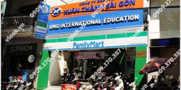 Cao ốc văn phòng cho thuê Phân Bón Việt Nhật Building Nguyễn Đình Chiểu, Quận 3, TP.HCM