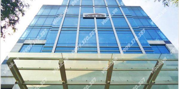 Cao ốc cho thuê văn phòng Resco Building, Nguyễn Du, Quận 1, TPHCM - vlook.vn