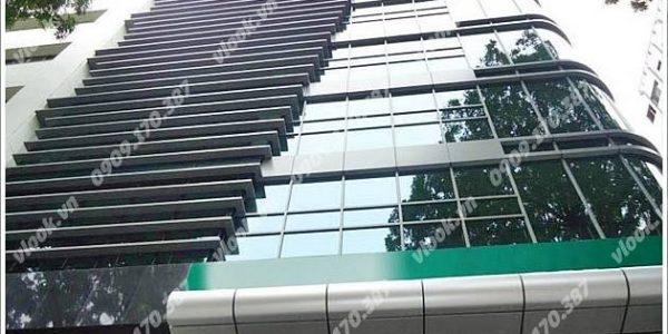 Tòa cao ốc văn phòng cho thuê Rosana Building, Nguyễn Đình Chiểu, Quận 1 - vlook.vn