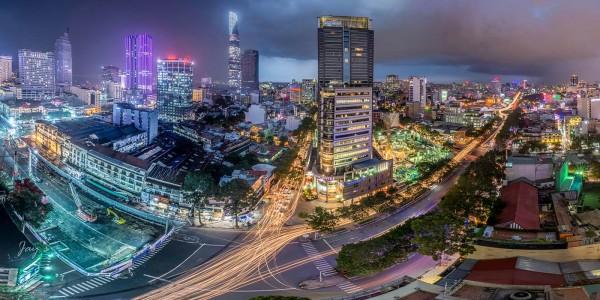 Cao ốc văn phòng cho thuê quận 1 Saigon Central - vlook.vn