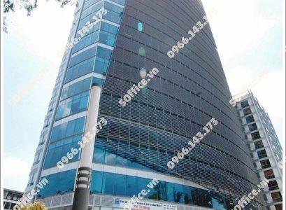 Cao ốc cho thuê văn phòng Sailing Tower, Nguyễn Thị Minh Khai, Quận 1, TPHCM - vlook.vn