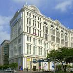 Cao ốc cho thuê văn phòng Saigon Paragon Building, Nguyễn Lương Bằng, Quận 7, TPHCM - vlook.vn
