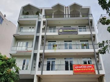 Cao ốc cho thuê văn phòng Shinhua Building, Đường D1, Quận 7, TPHCM - vlook.vn