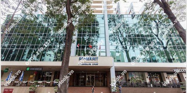 Văn phòng cho thuê Somerset Chancellor Court Building, 21-23 Nguyễn Thị Minh Khai, Quận 1, TP.HCM
