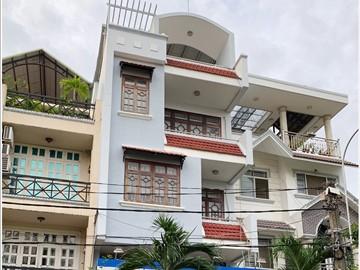 Cao ốc cho thuê văn phòng Tân Quy Đông Building, Đường Số 40, Quận 7, TPHCM - vlook.vn