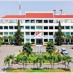 Cao ốc cho thuê văn phòng Tân Thuận Corporation, Quận 7, TPHCM - vlook.vn