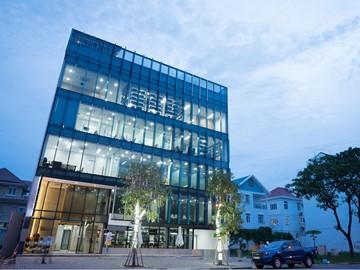 Cao ốc cho thuê văn phòng Tân Việt Building, Tân Phú, Quận 7, TPHCM - vlook.vn