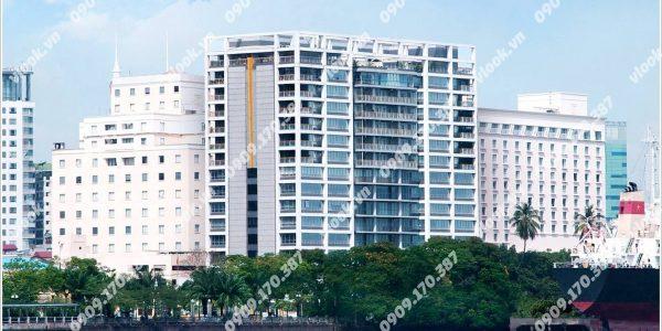 Cao ốc văn phòng cho thuê The Landmark Building Tôn Đức Thắng Quận 1 TP.HCM - vlook.vn