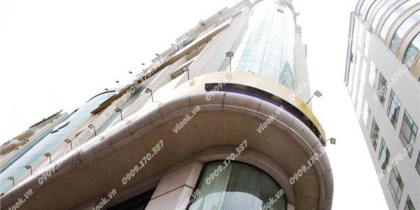 Cao ốc cho thuê văn phòng The World Center, Phạm Hồng Thái, Quận 1, TPHCM - vlook.vn