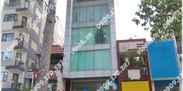 Cao ốc cho thuê văn phòng Thiên Phú Tower Nguyễn Thị Minh Khai Phường 5 Quận 3 TPHCM - vlook.vn