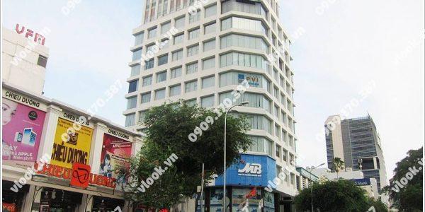 Cao ốc văn phòng cho thuê TMS Building Hai Bà Trưng, Quận 1, TP.HCM - vlook.vn