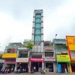 Cao ốc văn phòng cho thuê tòa nhà Toàn An Building Bạch Đằng Phường 24 Quận Bình Thạnh TP.HCM