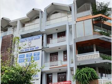 Cao ốc văn phòng cho thuê Trang Nguyễn Building, Nguyễn Thị Thập, Quận 7, TPHCM - vlook.vn