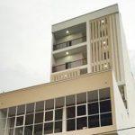 Cao ốc văn phòng cho thuê Vi Building Lê Văn Lương, Quận 7, TPHCM - vlook.vn