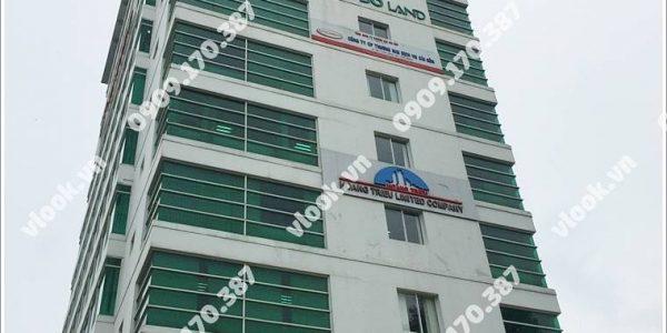 Cao ốc văn phòng cho thuê Viet Dragon Building (tòa nhà Rồng Việt Tower) Nguyễn Du Quận 1, TP.HCM - vlook.vn