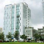 Cao ốc văn phòng cho thuê Vinamilk Building, Tân Trào, Quận 7, TPHCM - vlook.vn