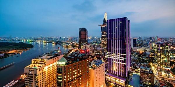 VLOOK.VN - Cho thuê văn phòng quận 1 Saigon Times Square