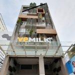 Cao ốc văn phòng cho thuê Vpmilk Building, Nguyễn Thị Thập, Quận 7, TPHCM - vlook.vn